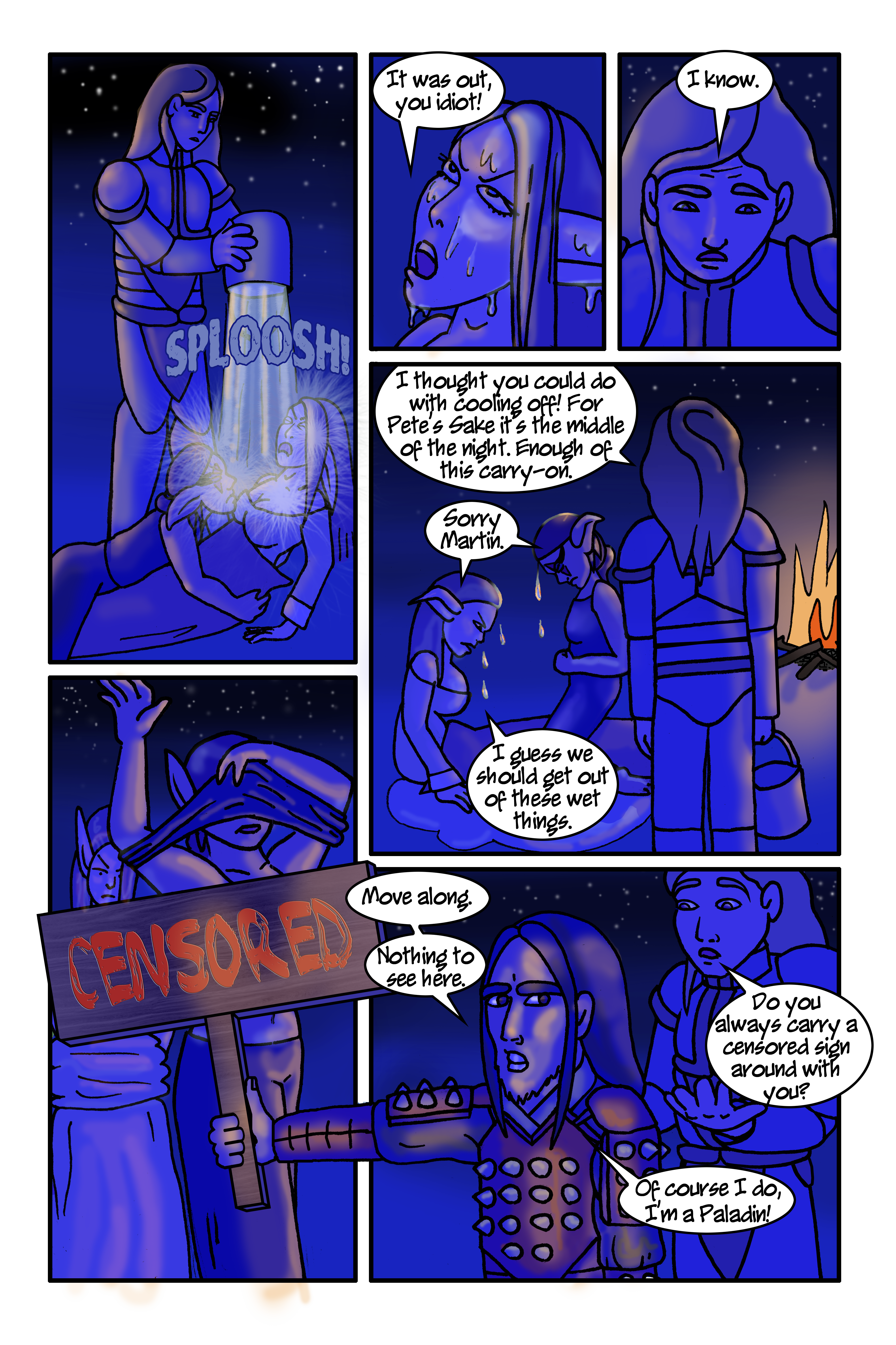 Pg 74: Censorship