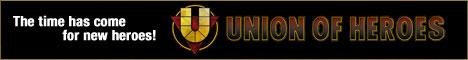Union of Heroes - German Superhero Photocomic