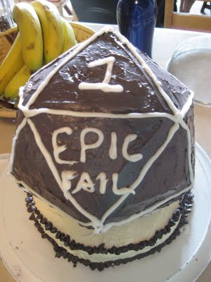 Dungeons Amp Dragons Is A Piece Of Cake Epic Fail