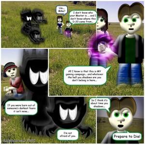 RPG webcomic