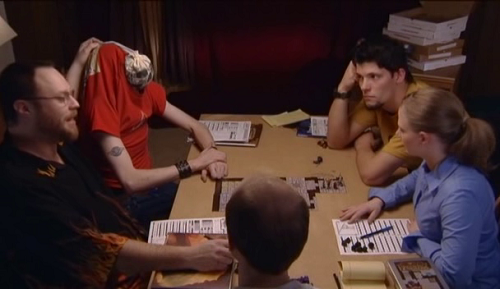 Still from The Gamers 2 - Dorkness Rising, Tabletop role-playing