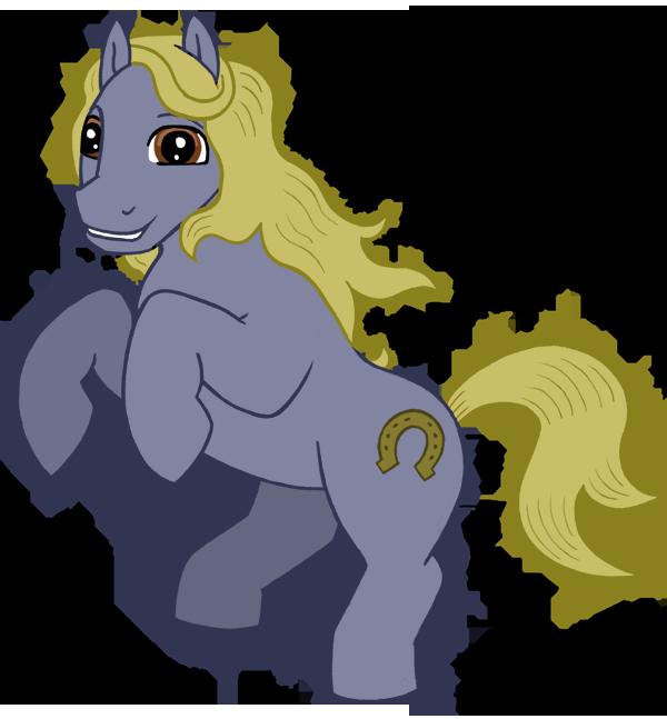 My Little Pony Martin FiM fanart