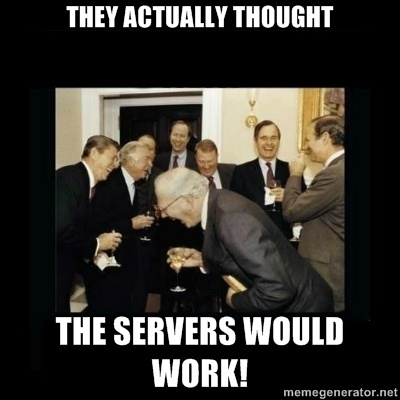 Diablo 3 Servers