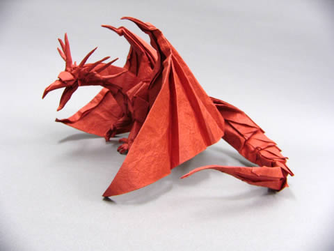 10 Amazing Origami Dragons Epic Fail